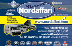 www.nordaffari.com - VW CALIFORNIA CLUB